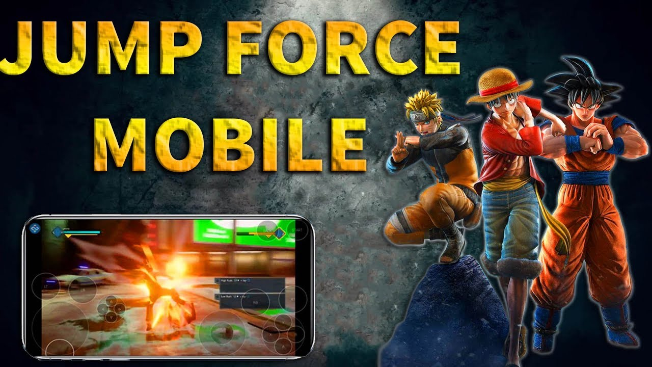 Jump Force Mobile - Download and Play Jump Force on Android or iOS